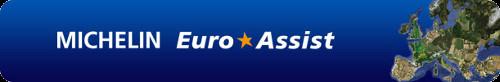 Wspołpracujemy z Michelin Euro Assist